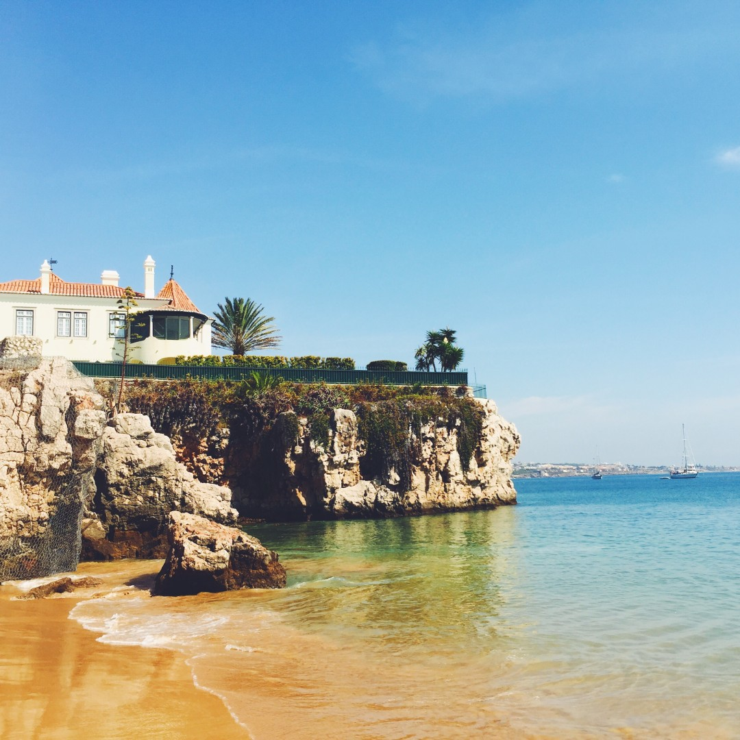 Beach day at Cascais
