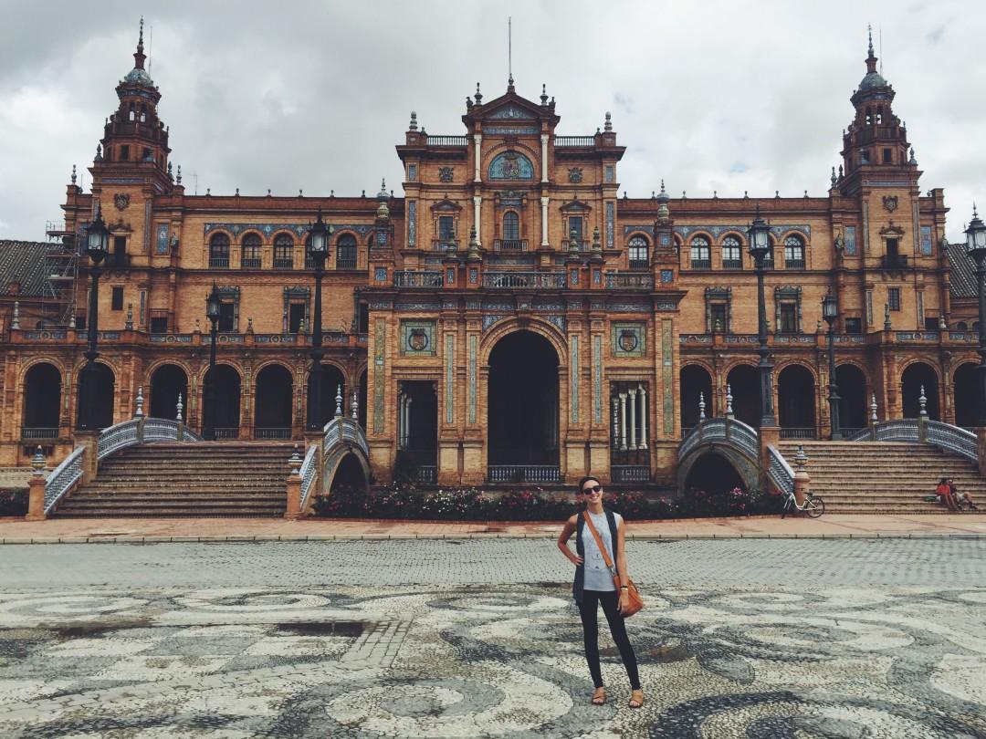 La Plaza de Espana