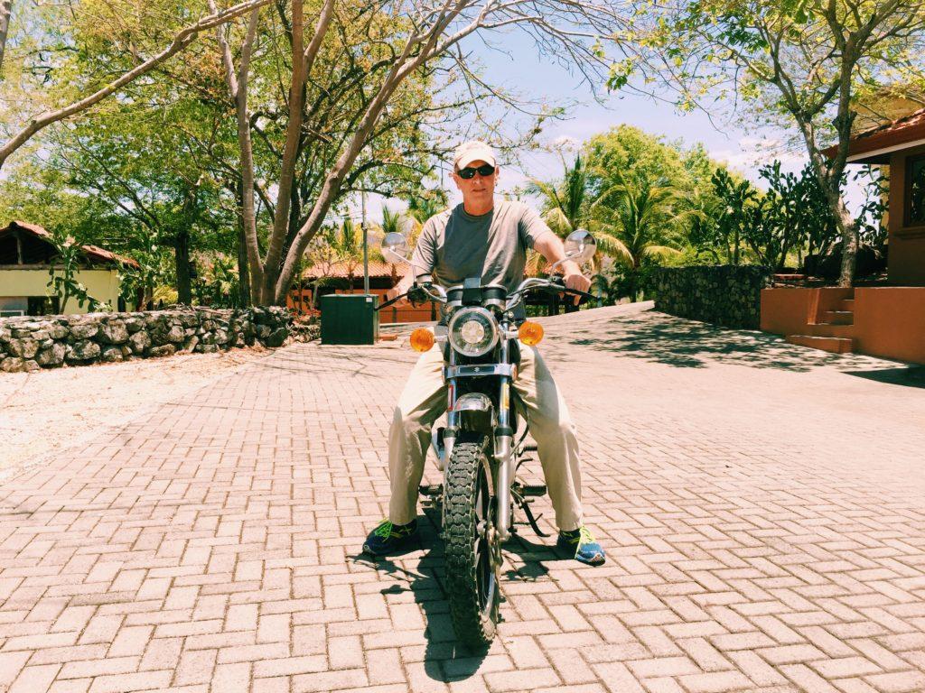 Riding lessons con El Jefe