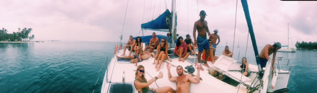 Sailboat squad