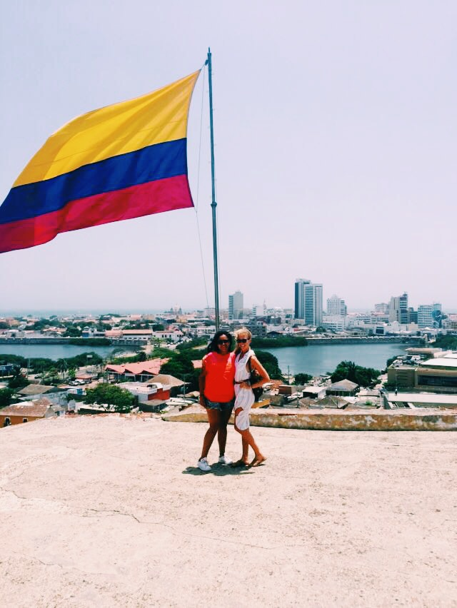 Gettin' all Colombian