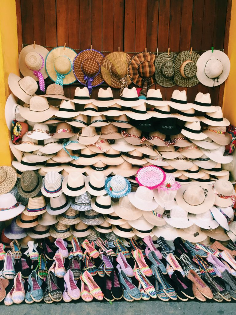 "You WILL be offered hats and told just how ""necesario"" they are"
