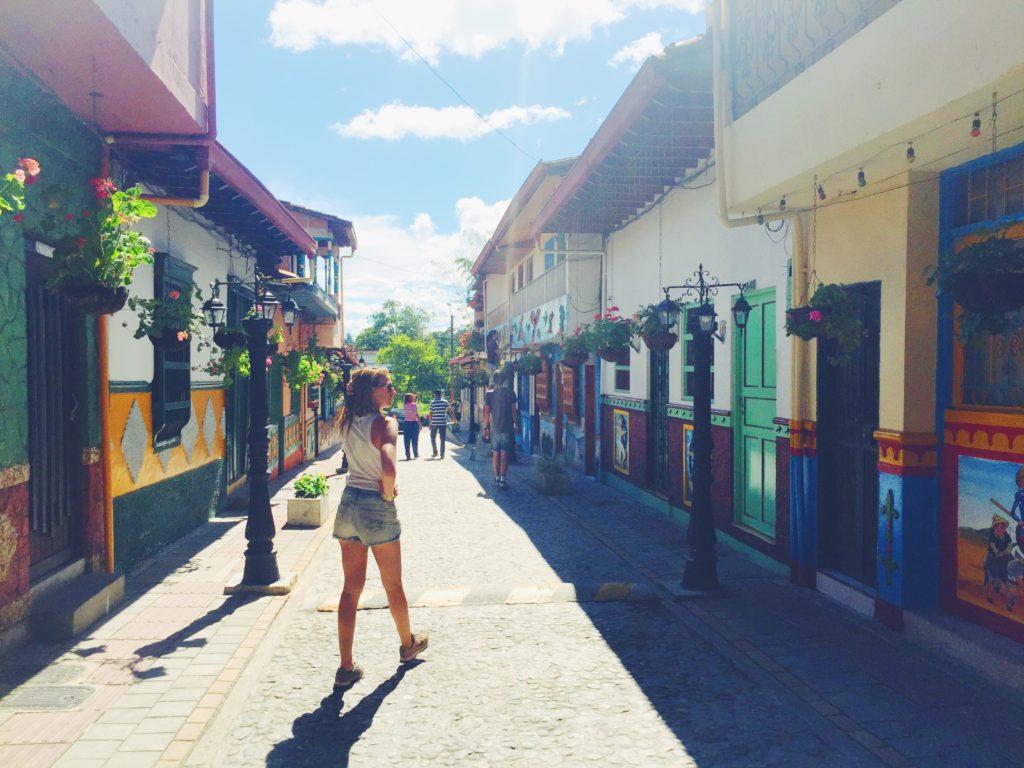Strollin' in Guatape